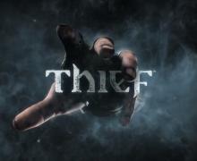 Das Thief 4 Logo verspricht schon mal viel