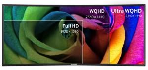 UWQHD-Display