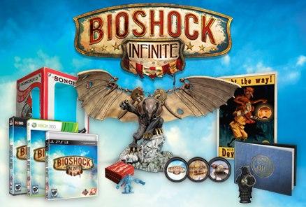 Bioshock Infiinite Collectors Edition